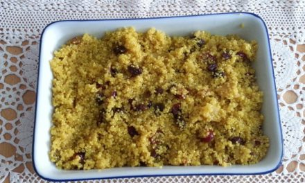 Holiday Quinoa Curry
