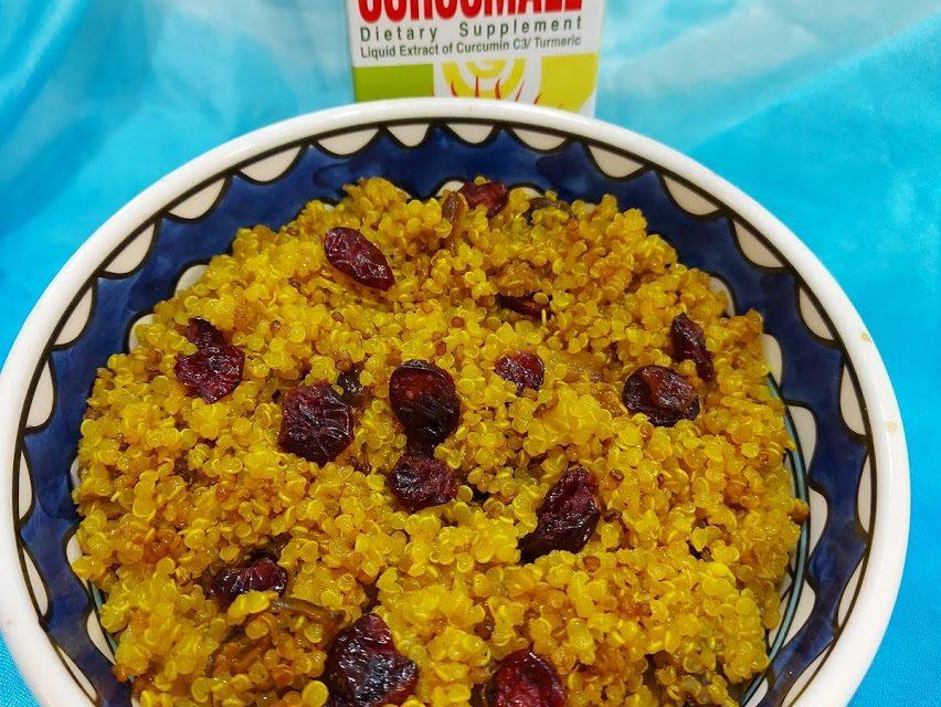 Holiday Quinoa Curry