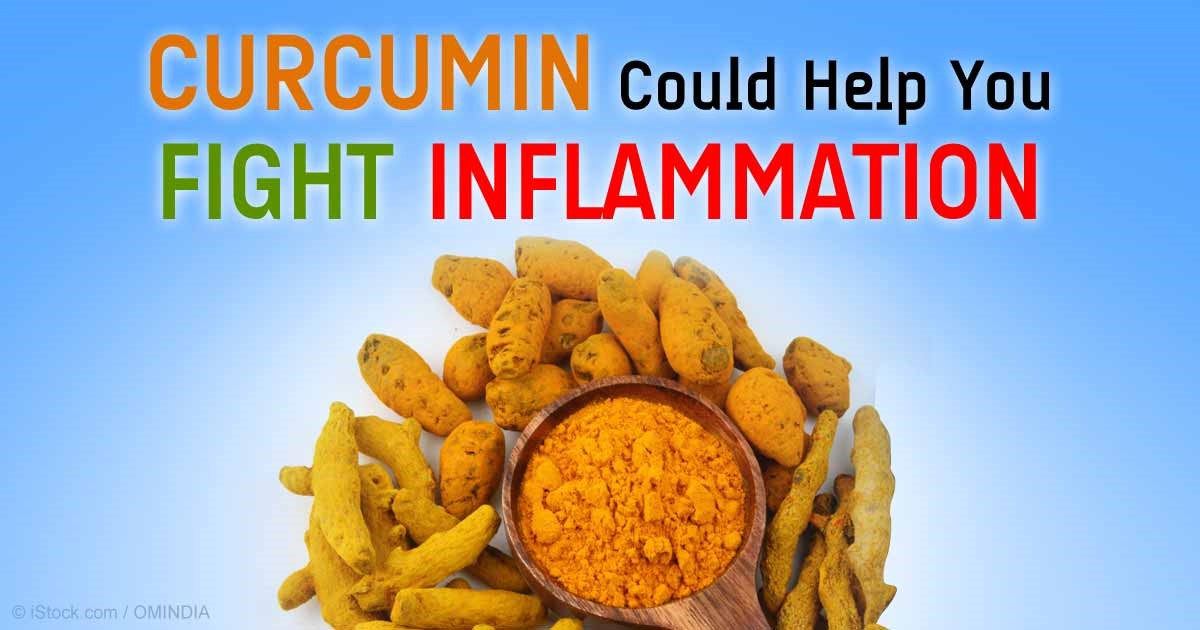 Curcumin for Inflammatory Pain