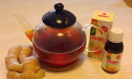 Healthy Solution – Hot Morning Curcumin Tea