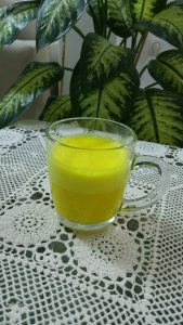 curcumall latte