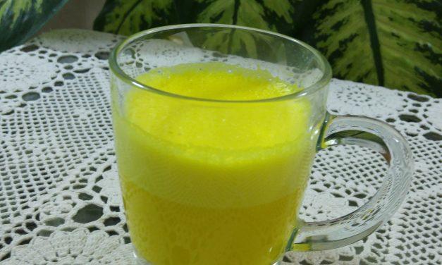 Golden Latte — A Curcumall® Health Milkshake