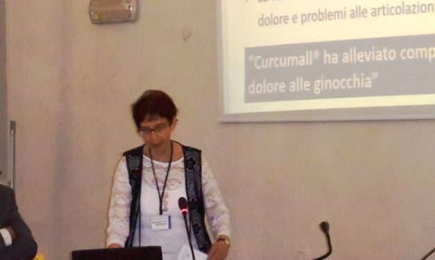 Curcumall® presentation at The 12th Conference on Pain Medicine in Italy Sep. 21-23, 2017