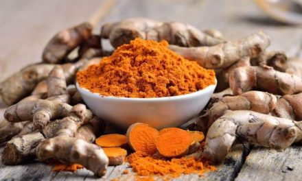 Anti-inflammatory action of Curcumin