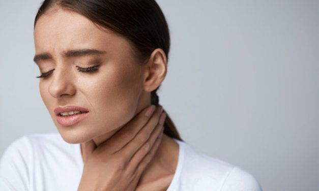 Sore Throat – Gargle with Curcumall
