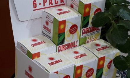 Save 15% on Curcumall 6-pack till September 25